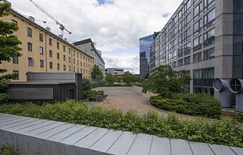 Foreløpig stans i utbygging av Sommerfryd-parken på Ruseløkka
