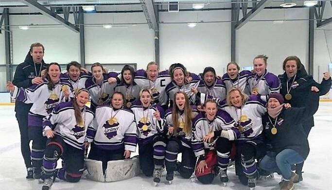 Grüner-jentene sikret opprykk til eliteserien for kvinner etter fjorårets sesong.