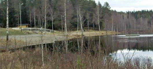 Drukningsulykke i Stensrudtjernet ved Bjørndal
