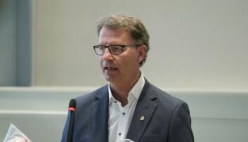 Helsebyråd Robert Steen (Ap) ber alle i Oslo om å følge UDs reiseråd og om å bli hjemme i Oslo i ferien. Foto: Fredrik Hagen / NTB scanpix