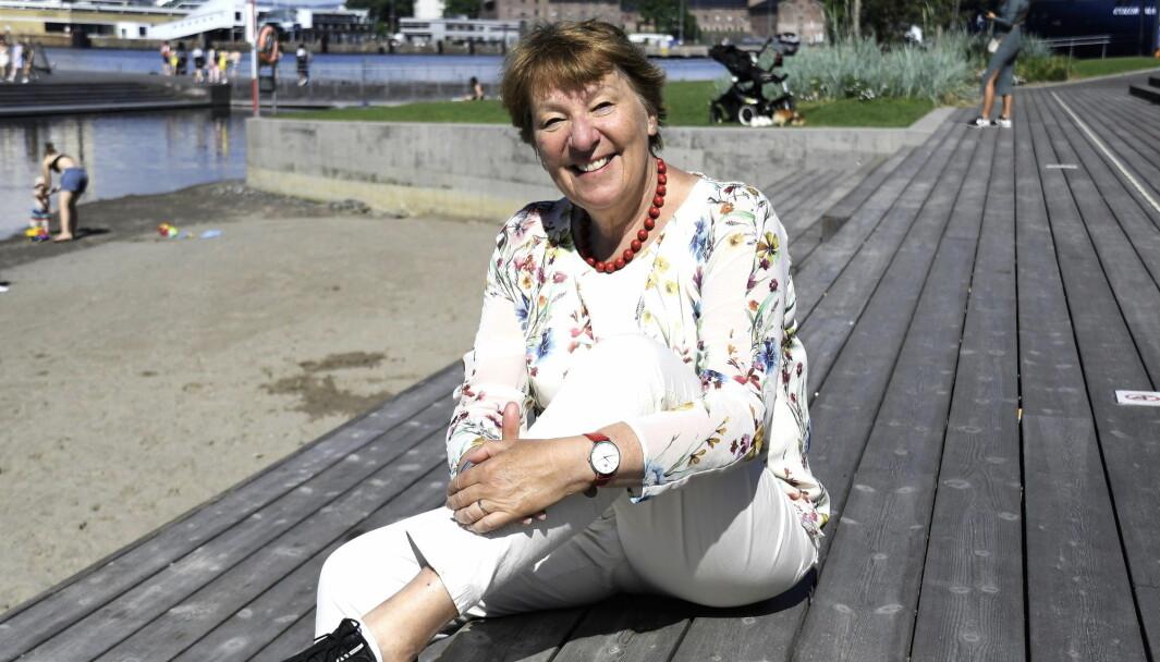 Oslos ordfører Marianne Borgen er utrolig stolt over hvordan Oslos innbyggere har kommet seg gjennom vårens koronakrise.