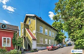 «Homsøgata» 8 til salgs for 13 millioner