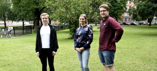 Lokalpolitikerne på Grünerløkka blar opp en million kroner til større skolegård ved Sofienberg skole