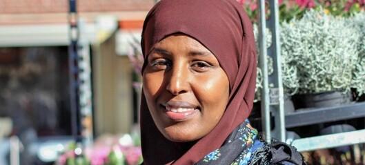 Kvinnen som angrep Faisa Warsame ved Tøyensenteret er dømt til sju måneders fengsel