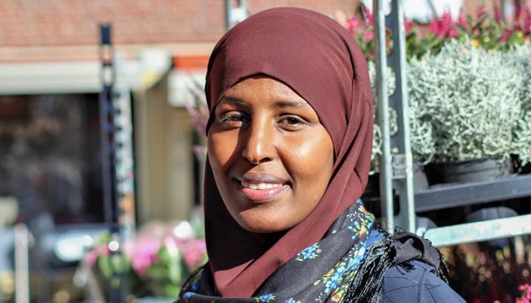 Faisa Warsame har måttet vente nesten ett år og ni måneder før kvinnen som angrep henne ble dømt.
