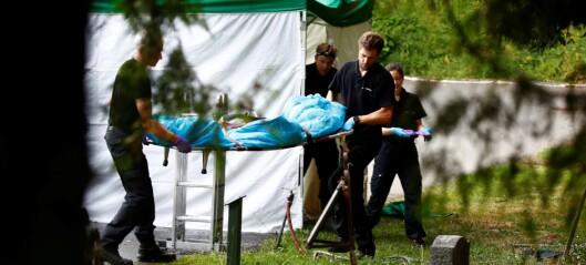 Den døde kvinnen i kummen ved Vår Frelsers gravlund er identifisert