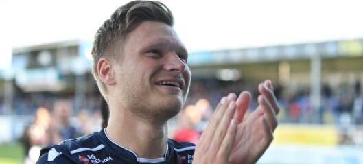 VIF henter Benjamin Stokke fra danske Randers: – Hadde veldig lyst til å spille for Vålerenga
