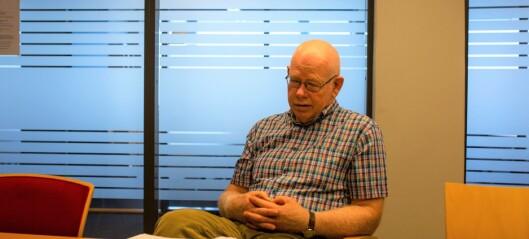Oslos smittevernoverlege Tore W. Steen skulle ha rolige måneder før han ble pensjonist. Så kom koronapandemien