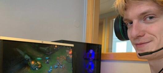 Dataspill ble redningen for å fullføre videregående skole. Ikt-huset på Furuset og Nav gir ungdom nytt håp