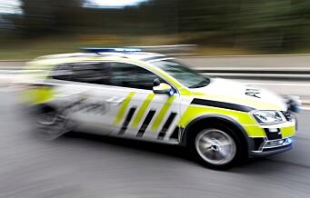 Mange politipatruljer leter etter pistolmann på Grünerløkka
