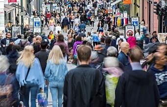 Oslofolk under 30 år hardest rammet av ledighet under korona. Men nå synker ledighetstallene også blant de yngste