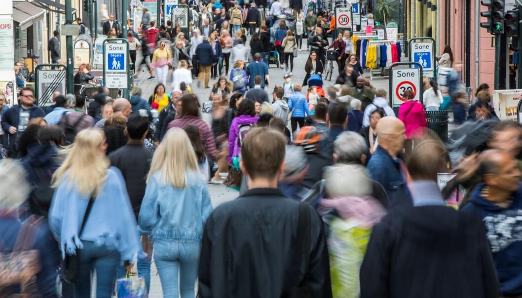 For første gang på flere måneder er det færre enn 50.000 arbeidsledige i Oslo.