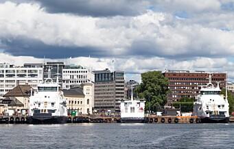 Savnet 22-åring funnet i god behold på Nesoddbåten: - Vi fant ham takket være tips fra publikum