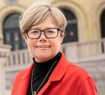 Kronikkforfatter Kristin Ørmen Johnsen (H) leder Stortingets familie- og kulturkomité.
