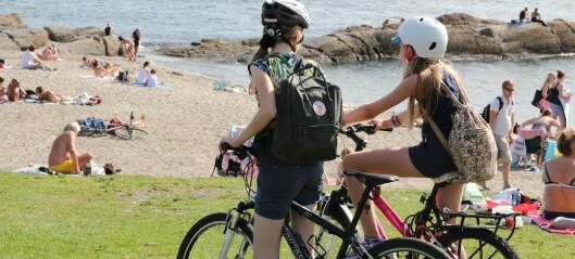 Ukens turtips på sykkel: Runde på Bygdøy via Bygdøy sjøbad, Paradisbukta og Huk