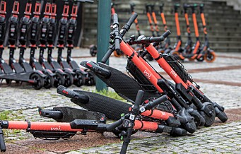 Elsparkesykkel-firma har blitt pengemaskin