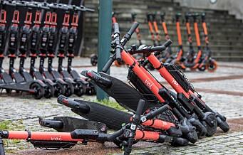 Voi-sjef vil ha regulering av elsparkesykler. Mener Oslo-politikere mangler handlekraft
