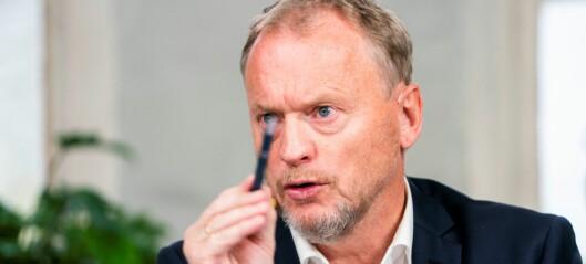 Raymond Johansen truer med ny skjenkestopp i Oslo: - Mange som bruker byen oppfører seg som om pandemien er over