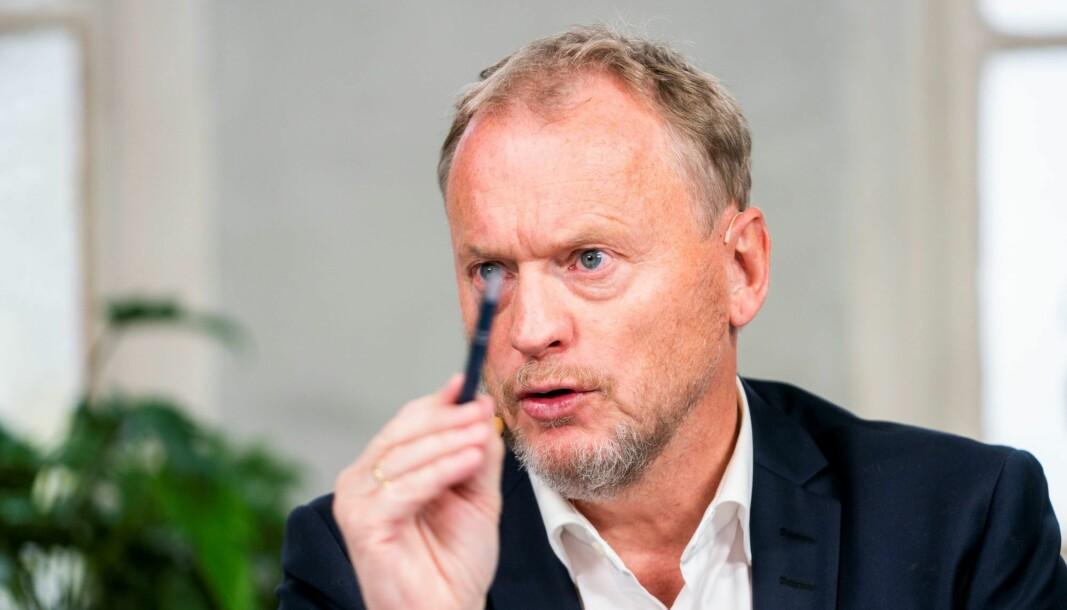— Vi har tidligere innført skjenkestopp og vi kan komme til å gjøre det igjen dersom vi ser nye smitteutbrudd, sier byrådsleder Raymond Johansen (Ap).