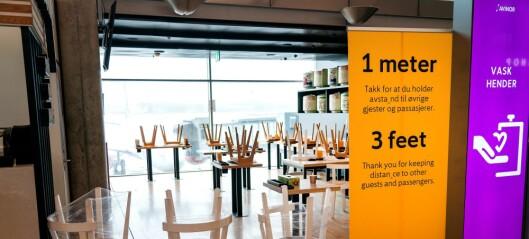 Oslos helsebyråd krever bedre koronainformasjon på flyplassene