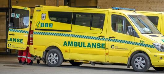 Mann hentet opp av vannet ved Bjørvika – erklært død på sykehus. Politiet etterlyser vitner