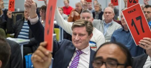 Flere Frp-lag ber sentralstyret vurdere å legge ned Oslo Frp