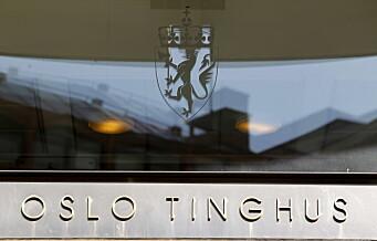 En 25 år gammel mann møter tirsdag i Oslo tingrett, tiltalt for drapsforsøk