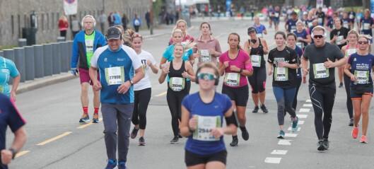 Oslo Maraton er avlyst på grunn av korona og usikkerhet om smitteregler i september