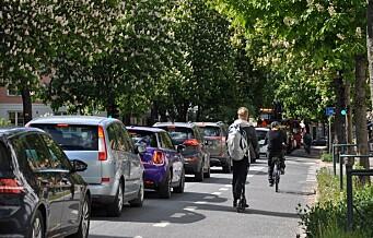 Byrådet stenger Bygdøy allé og Drammensveien for gjennomkjøring i rushtiden