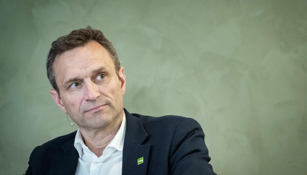 Miljøbyråd Arild Hermstad har bestemt seg for å stenge Bygdøy allé og Drammensveien for gjennomkjøring i rushtiden.