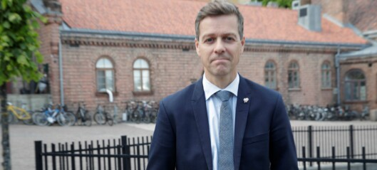 Hareide står fast på E18-krav for å støtte Fornebubanen – full klinsj med Oslo og Viken