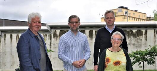 - Riv murene og la NRK overta Oslo fengsel, sier Klosterengas venner