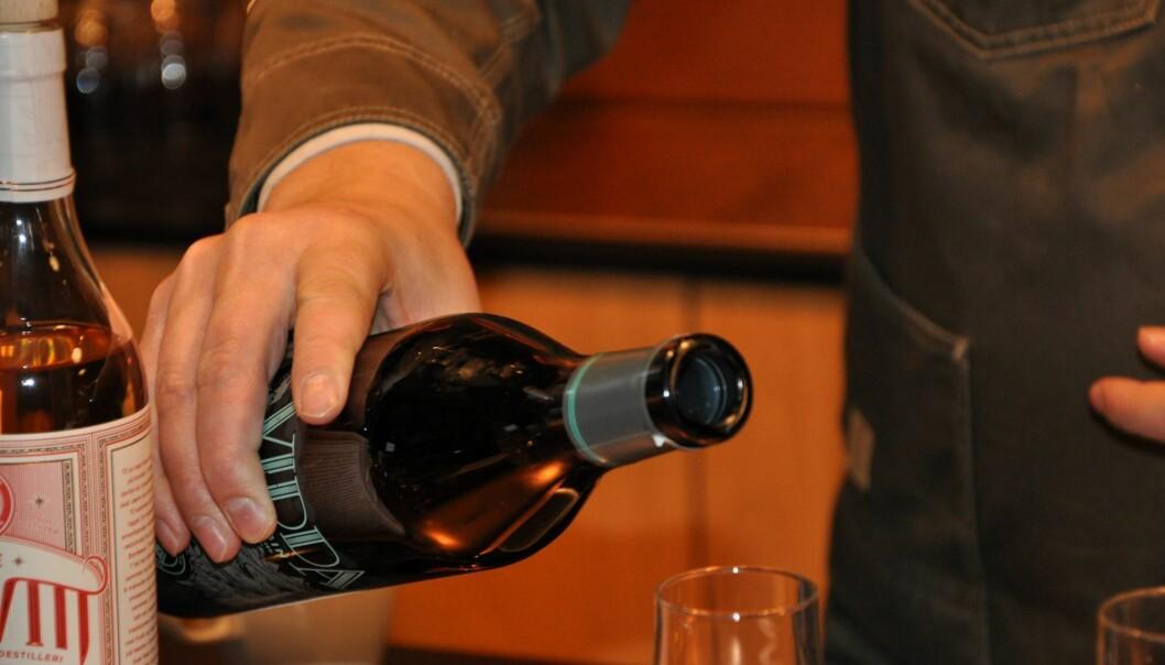 Vidda Tørr gin er unik fordi den lages uten tilsetning av sitru. Den har kun vekster som kan vokse i Norge.