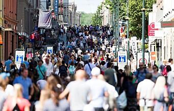 Ferske Nav-tall: Nesten 13.000 færre arbeidsledige i Oslo siste måned