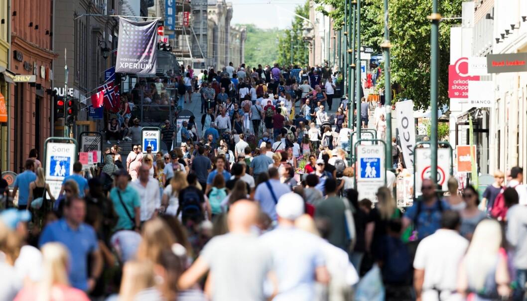 — Ledigheten i Oslo fortsetter å falle, og mange har gått fra å være helt ledige til å bli delvis ledige, opplyser Nav.