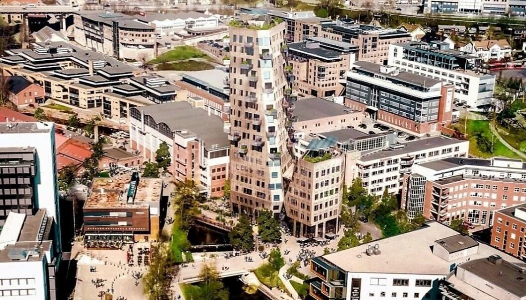 — Frp er selvfølgelig for at det skal komme en stor park i Nydalen, akkurat som Rødt og alle andre partier er, skriver Camilla Wilhelmsen.