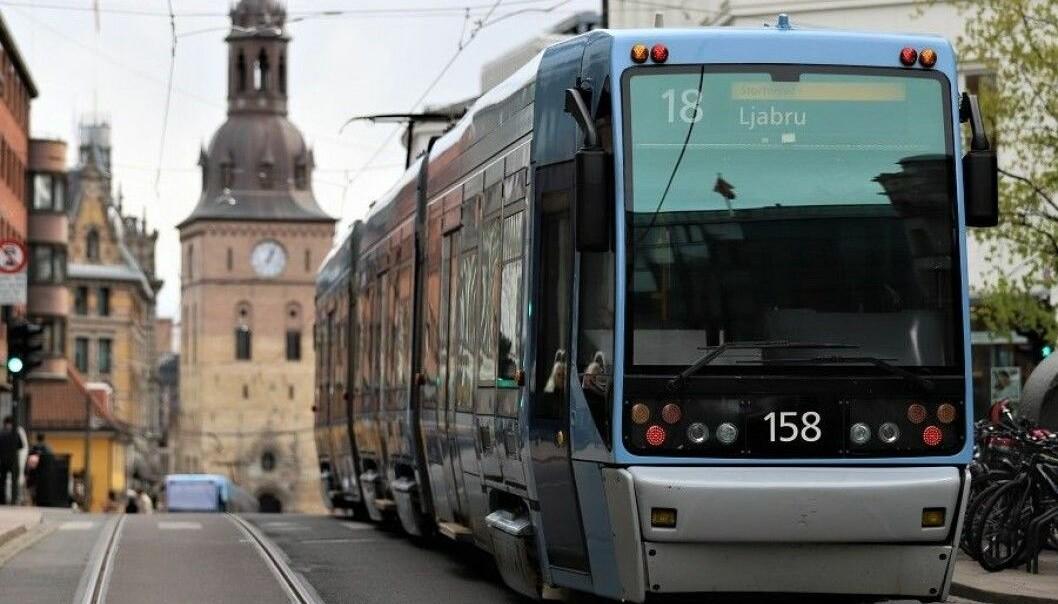 87 nye trikker erstatter snart denne typen trikk i Oslo. Nå foreligger en omfattende rapport om mulig nye trikkelinjer i byen.