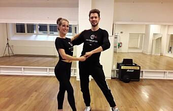 Norgesmesterne vil lære barn og unge å danse salsa. Helt gratis på Grünerløkka i sommer