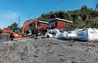70 prosent av strandsonen i Indre Oslofjord utilgjengelig for allmennheten