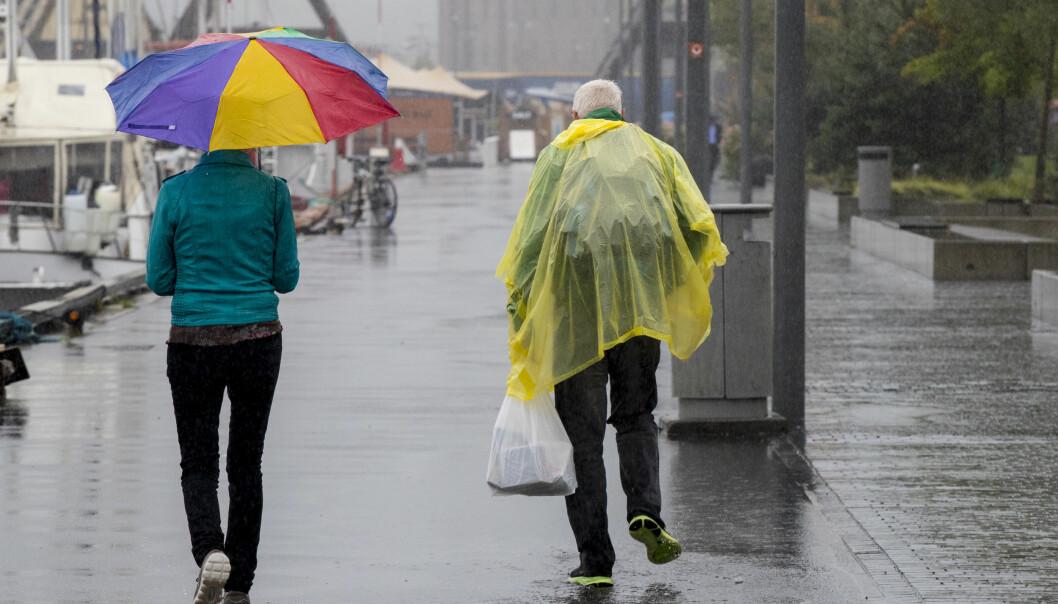 Mens juni var rekordvarm i Oslo, var det usedvanlig regnfullt i juli, viser værdata fra Meteorologisk institutt.
