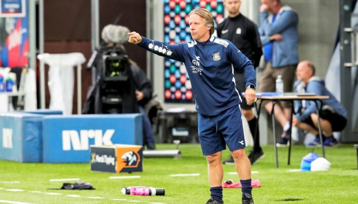 Røa-trener Geir Nordby var veldig godt fornøyd med jentene sine etter fredagens byderby til tross for tap.