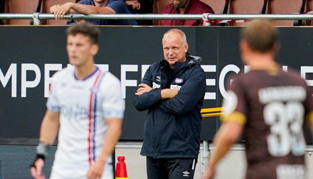 Vålerenga og trener Dag-Eilev Fagermo er opp på tredjeplass etter 1-0 over Mjøndalen.
