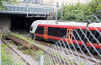 Tunnelulykken på Filipstad behandles i retten i oktober