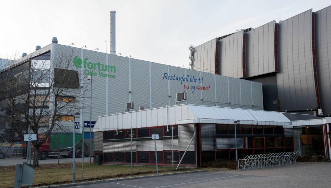 Energigjenvinningsanlegget på Klemetsrud står for omtrent 14 prosent av Oslos CO2-utslipp. Et fangstanlegg vil kunne fange 400.000 tonn CO2 årlig.