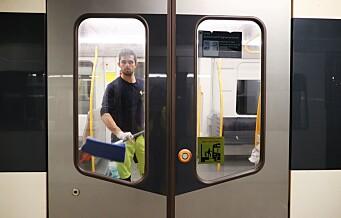 Sporveien og Ruter snur: Gjeninnfører automatisk åpning av dører i kollektivtrafikken