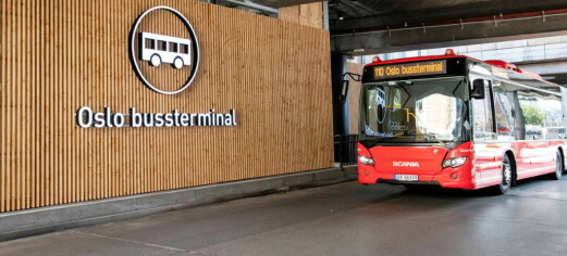 Stopp for planer om bussterminal over Oslo S