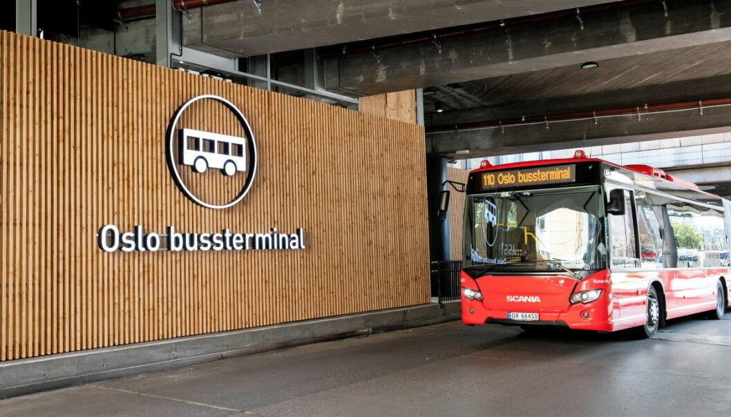 Bane Nor har trukket fram at det vil bli store ulemper for togpassasjerene i byggeperioden for en bussterminal over sporene.