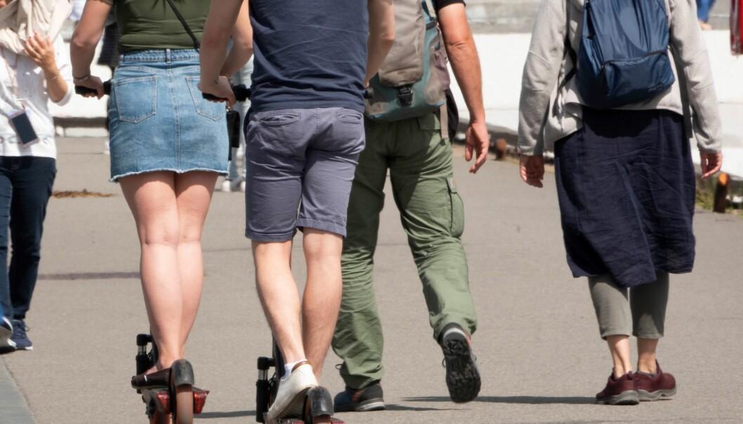 Organisasjonen Ung i trafikken mener utleiere av elsparkesykler i Oslo må stenge tjenesten om natten.