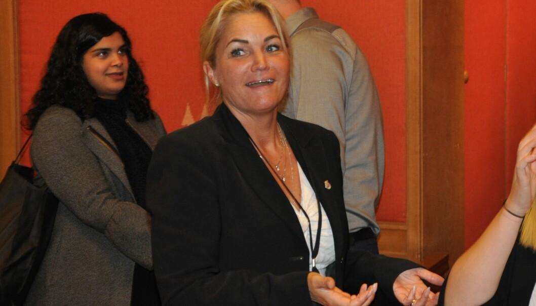 — MDG turer frem som de vil med Ap i ryggen. Uten Arbeiderpartiet ville dette ikke vært mulig, sier Cecilie Lyngby (FNB) om rushtidsstenging av Bygdøy allé.