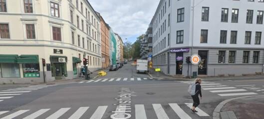Mann pågrepet etter brann på Grünerløkka